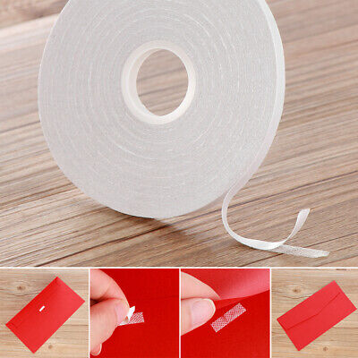 Double Sided Adhesive Tape Fusible Iron On Fabric Cloth Interlining Sewing Tools