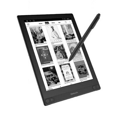 "Boyue Likebook Mimas T103D Professional E-reader 10.3"" Display - Black"