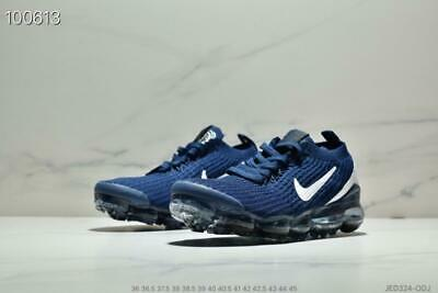 Original Authentic Men's Nike Air VaporMax 3 Flyknit Breathable Running Shoes