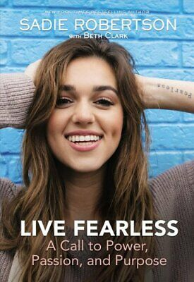 Live Fearless A Call to Power, Passion, and Purpose 9781400309399 | Brand New