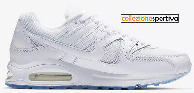 best loved 7aa29 3de90 SCARPE UOMO DONNA NIKE AIR MAX COMMAND - 629993-112 col. bianco