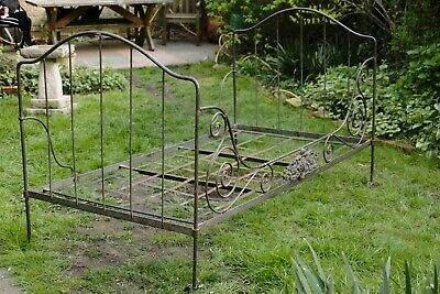 Beautiful French Antique Folding Day Bed
