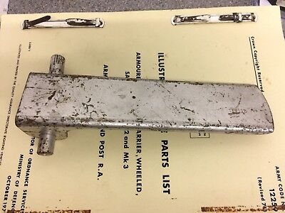Alvis Saracen Accelerator Pedal - Nos - One Only Available Fv119518