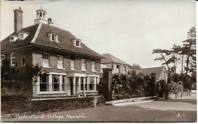 Hextable, Kent - Horticultural College - real photo postcard by Camburn c.1920s