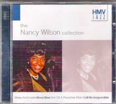 THE NANCY WISON COLLECTION CD Classic Jazz 2000 20 track Best As New Collectable