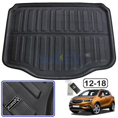 Tailored Boot Liner Tray Trunk Cargo Mat For Opel Vauxhall Mokka / X 12-18