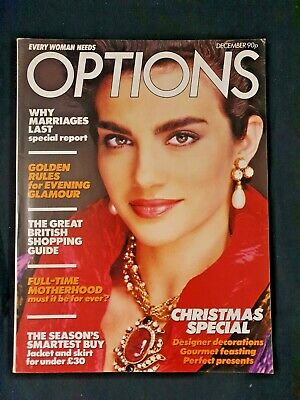 Options magazine - December 1985