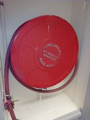 fire hose & reel used but never used! 5 available