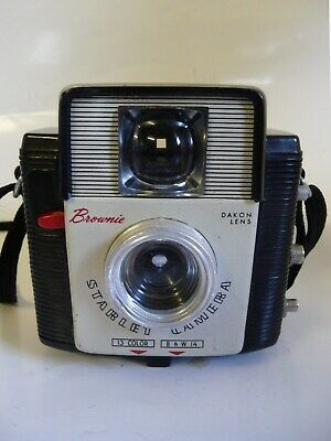 Vintage Kodak Brownie Starlet camera - made in Australia