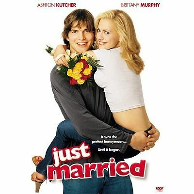 JUST MARRIED (DVD, 2003) Full & Widescreen Region 1 BRAND NEW & SEALED!