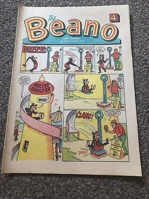 The Beano Comic No. 1407 July 5th 1969