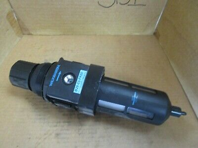"Wilkerson Compressed Air Filter/Regulator B28-03-FK00 B2803FK00 3/8"" NPT New"