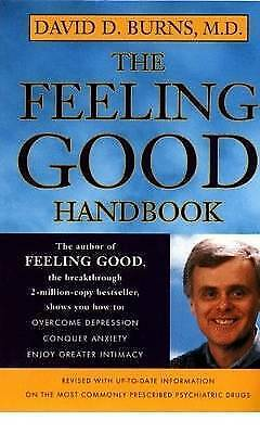 The Feeling Good Handbook by Burns, David D., M.D. (Paperback book, 1999)