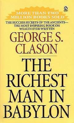 The Richest Man In Babylon by Clason, George S. (Paperback book, 2002)