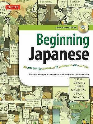 Beginning Japanese. An Integrated Approach to Language and Culture (CD-ROM Inclu