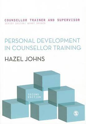 Personal Development in Counsellor Training by Johns, Hazel (Paperback book, 201