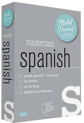 Masterclass Spanish (Learn Spanish with the Michel Thomas Method) by Thomas, Mic