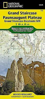Willis Canyon. Trails Illustrated by National Geographic Maps (Sheet map, folded