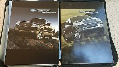 ford f150 lariat 2006 owners manual