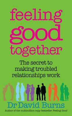 NEW Feeling Good Together By David Burns Paperback Free Shipping