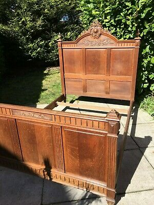 Stunning French Bed and Armoire
