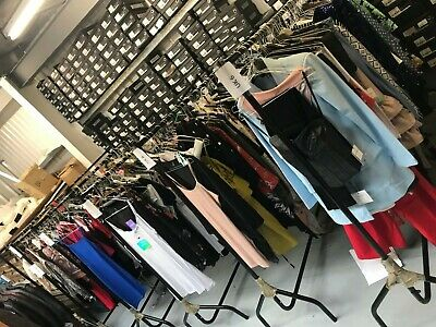 WHOLESALE JOBLOT MISSGUIDED Designer Clothing and Footwear x 10 BNWT