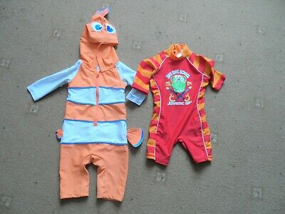 Baby   Boys  Swimming Suits  Disney Nemo       Age  6-9 Months