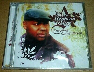 Alpheus - Everything For A Reason / CD / OVP Sealed / Special Delivery / Reggae