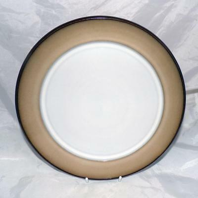 Denby Pottery Country Cuisine Pattern Dinner Plate 25cm Dia made in Stoneware