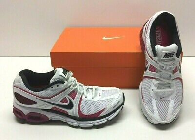 NIKE AIR MAX Moto4 Women's 8M Running Shoes Excellent