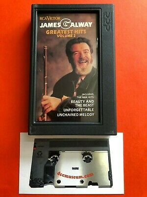 DCC James Galway Greatest Hits Volume 2 Digital Compact Cassette