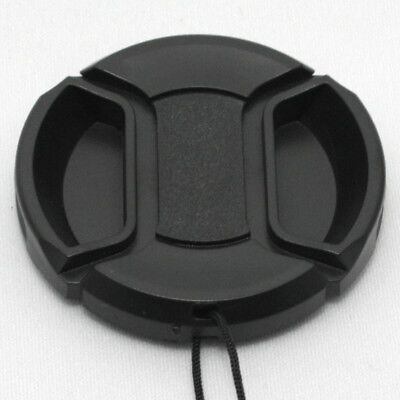 49mm Front Lens Cap Snap-on Cover Camera for Nikon Canon Sony Olympus #4901