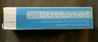 Stratpharma Stratamed Advanced Film-Forming Wound Dressing - 0.17 oz EXP: 11/20