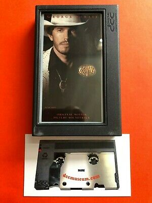 DCC George Strait Pure Country Digital Compact Cassette