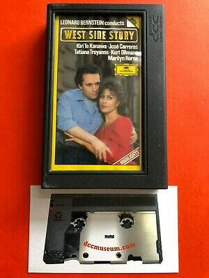 DCC West Side Story Musical Digital Compact Cassette