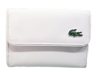 buy popular 22e80 91c08 NEU AUTHENTISCH VINTAGE Lacoste Damen Geldbeutel Brieftasche ...