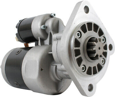 New Gear Reduction Starter Fits Renault 462 460 486 489 82 0001362025 0001362043