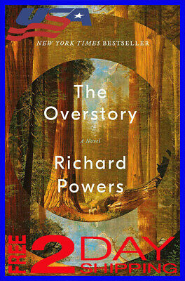 The Overstory A Novel by Richard Powers 2019 Paperback