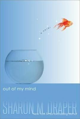 NEW Out of My Mind By Sharon M. Draper Paperback Free Shipping