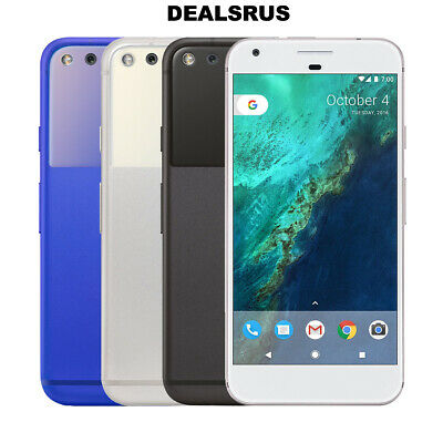 """Google Pixel 32GB GSM """"Factory Unlocked"""" 4G LTE Android WiFi Smartphone USED"""