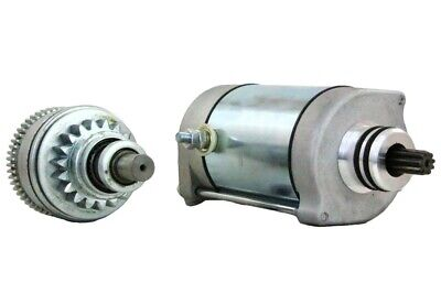New Starter Fits And Drive Polaris Snowmobile Frontier Classic Touring 4010417
