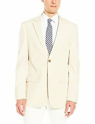 Nautica Mens Tailored Pin Cord Suit Separate Jacket 38- Select SZ/Color.