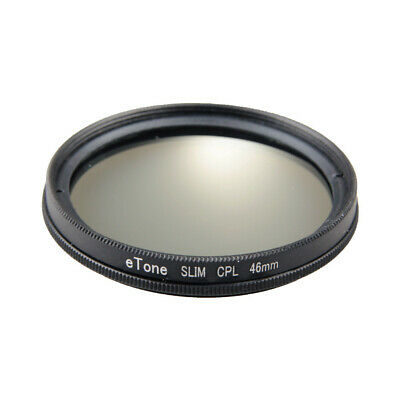 46mm CPL Circular Polarizing Filter For All Camera With 46mm Einschraubanschluss