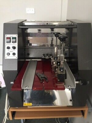 Rollem Auto 4 Numbering, Perforating and Scoring Machine - Very Good Condition