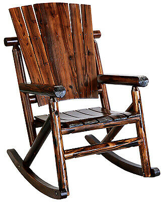 UNITED GENERAL SUPPLY CO INC Rocking Chair, Solid-Wood TX93860