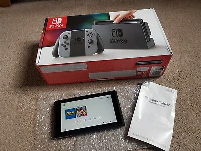 Nintendo Switch Console - Replacement Screen Unit Only - Includes Box