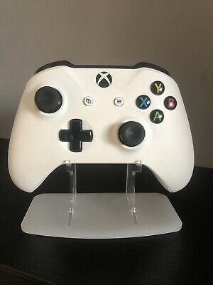 Microsoft  Xbox One Wireless Controller - White With Stand.