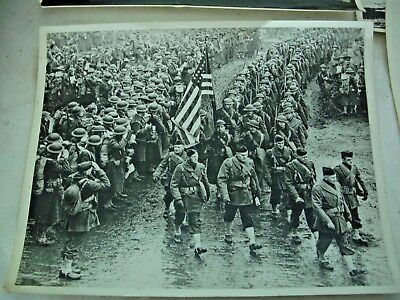 "WW2 collection of 3 large Army related photos 10"" x 8"""