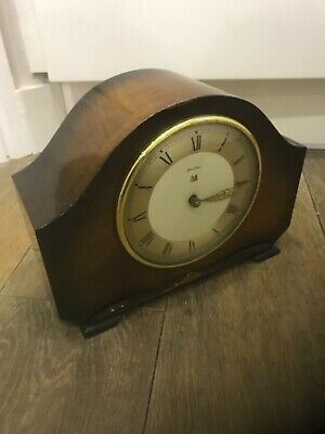 Bentima vintage mantle clock 1930s
