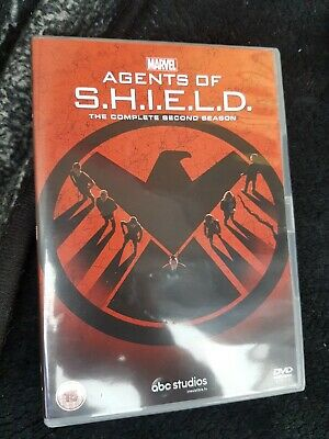 Marvel's Agents Of S.H.I.E.L.D. - Season 2 [DVD][Region 2]